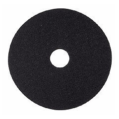 20 Inch Black Stripping Pad