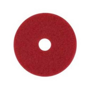 RED POLISHING PADS 10 inches