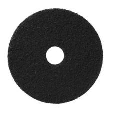BLACK SCRUBBING PAD 10 inches