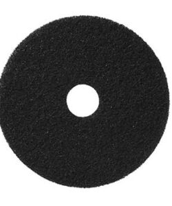 BLACK SCRUBBING PAD 10 inches