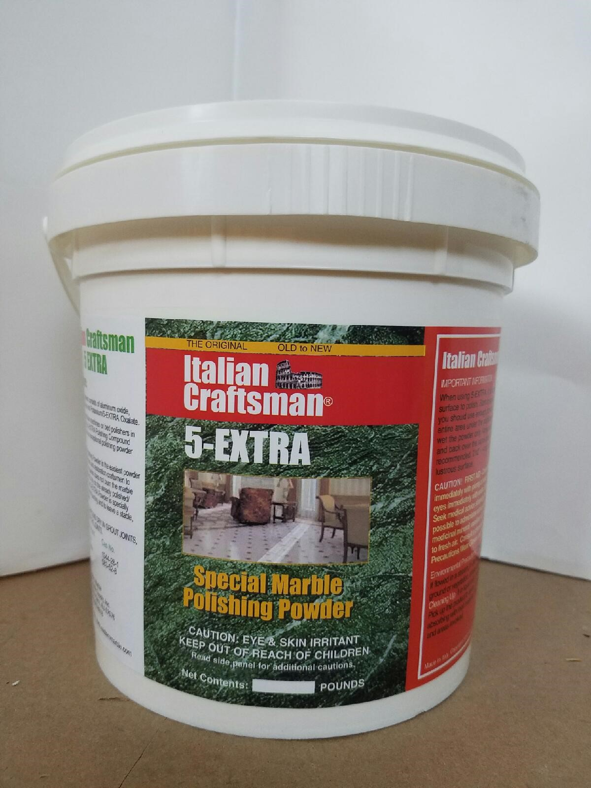 Polishing Powders, Honing Powders and Cream