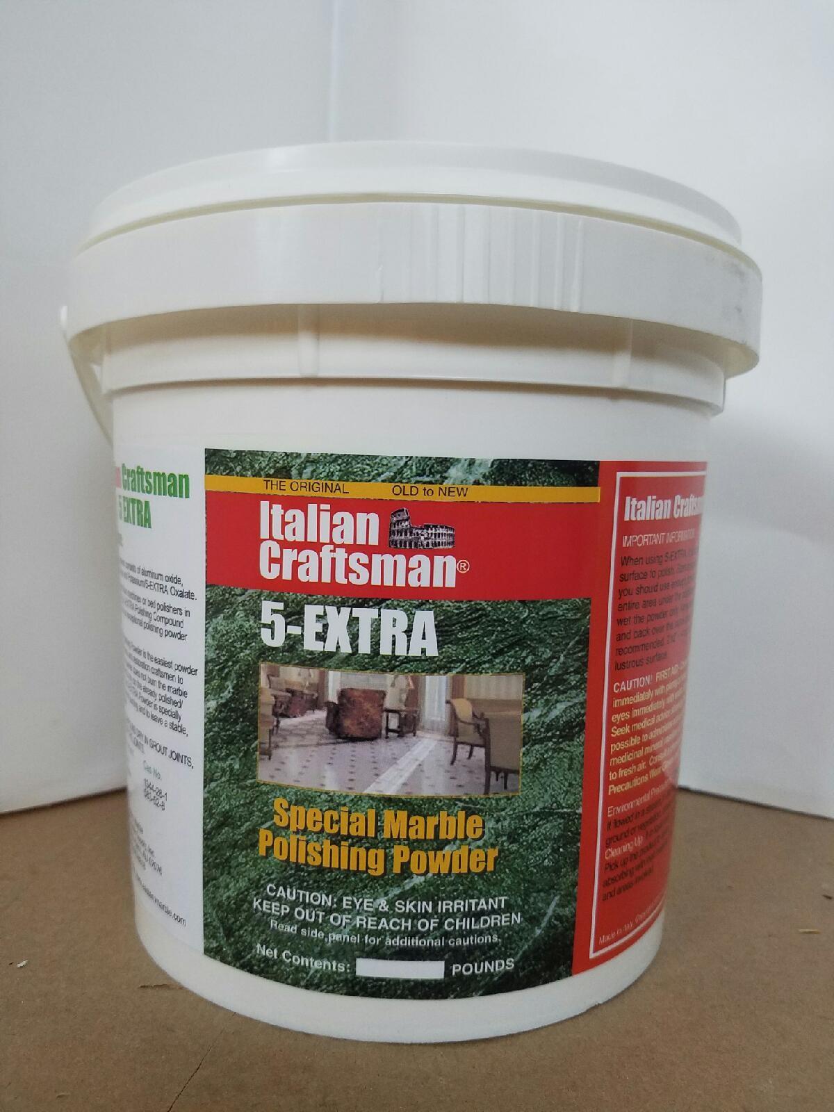 Polishing Powders and Compounds