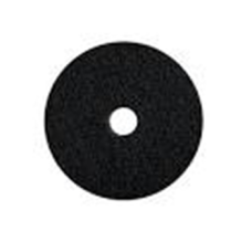 18 Inch Black Stripping Pad
