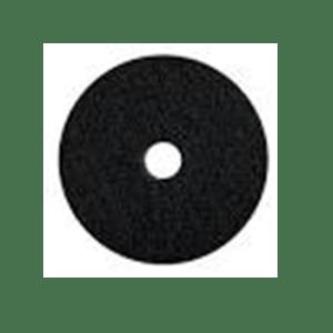 18 Inch Black Stripping Pad