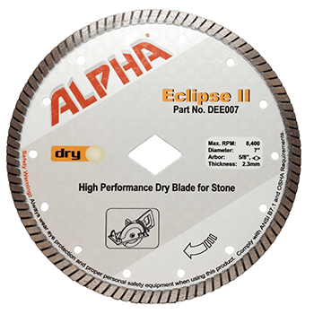 ALPHA PROFESSIONAL TOOLS ECLIPSE II 6