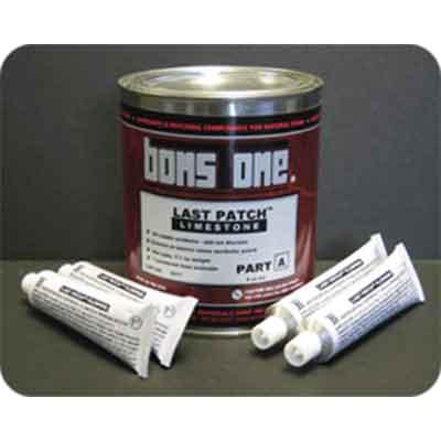 BONSTONE LIMESTONE KIT KNIFEGRADE 1 QT. PART A AND 4 – 10 OZ. PART B HARDENERS