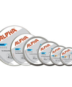 Alpha Diamond Blades
