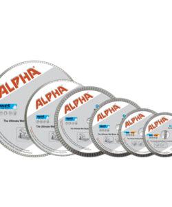 Alpha Diamond Blades