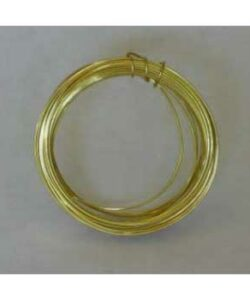 BRASS WIRE 1/8 inch THICK