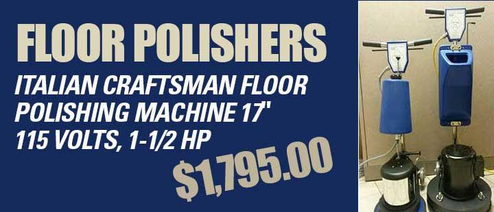 floormachine