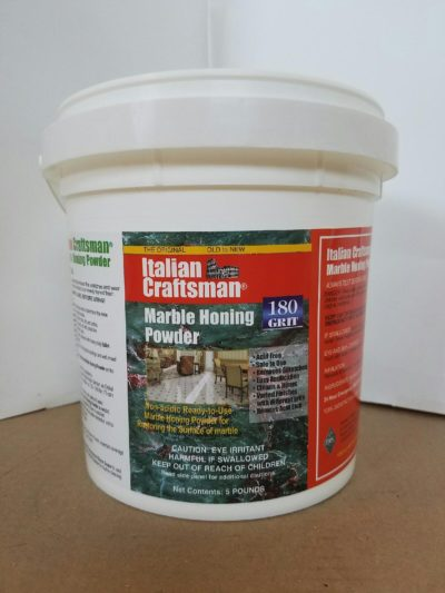 Honing Powders and Floor Sanding Screens