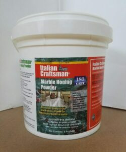 Honing Powders and Floor Sanding Screens