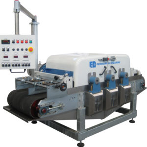 MTP - THREE-HEAD CUTTING MACHINE,