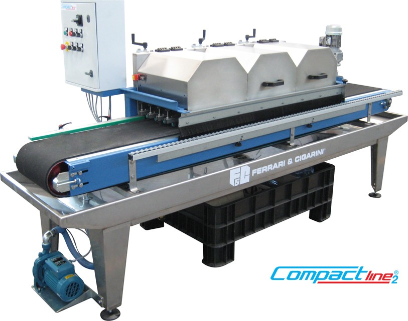 TMC 3 - MULTIPLE AUTOMATIC CUTTING MACHINE WITH 3 HEADS