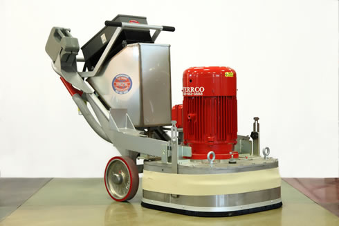 Concrete Polishing & Surface Prep Machinery & Supplies