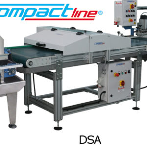 COMPACT LINE - AUTOMATIC CUTTING AND EDGE-PROFILING LINE FOR CERAMIC, MARBLE, STONE AND BRICK