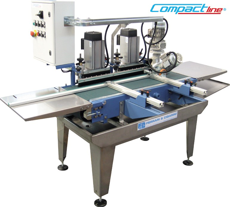 MPC 2-MULTIPLE AUTOMATIC PROFILING MACHINE 2 HEADS