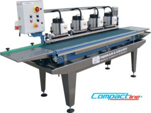 MPM 4-MULTIPLE AUTOMATIC PROFILING MACHINE WITH 4 HEADS