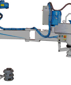 Radial Arm Bed Polishers