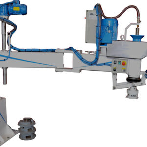 Mantello Radial Arm Bed Polisher