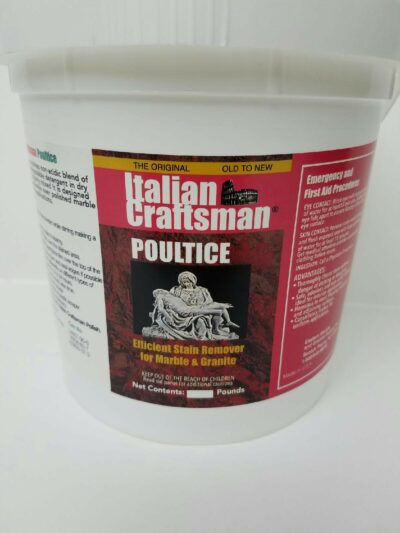 Poultices and Stain Removers