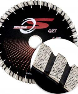 Cyclone S Quartzite Silent Core Blade QZT