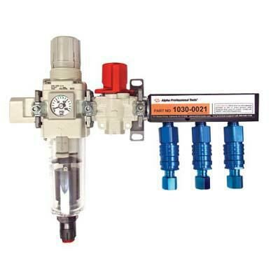 Filter Regulator Manifold Systems