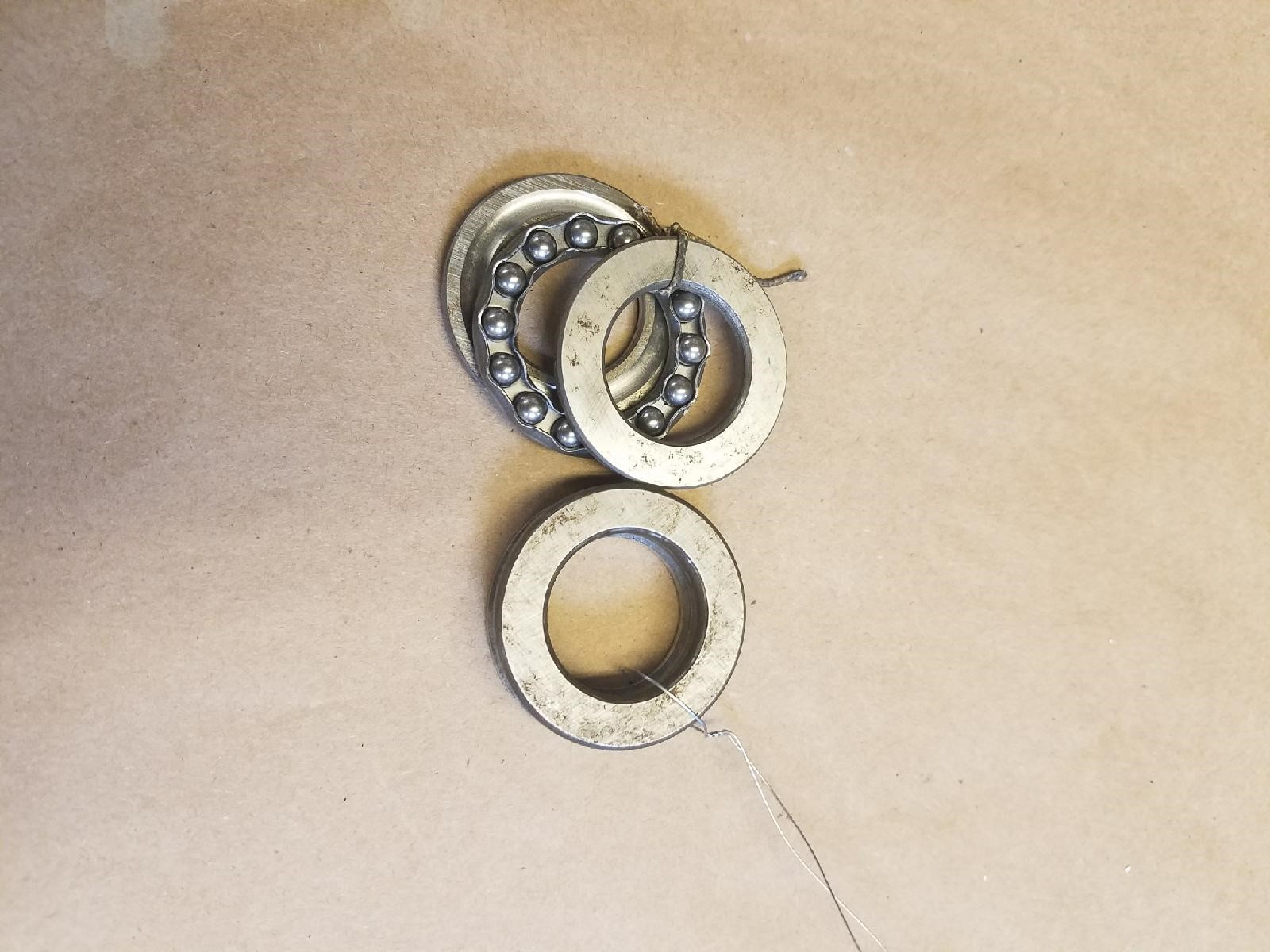 Bearings for Up and Down Screw, Mantello Parts Eastern Marble NJ