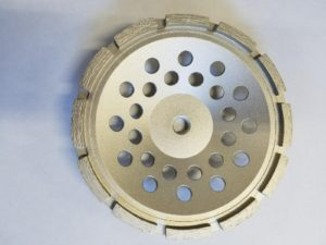 Cup Wheel 7 inches