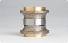 Double Eased Edge Sintered Router Bit