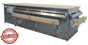 Air Quattro Dust Bench