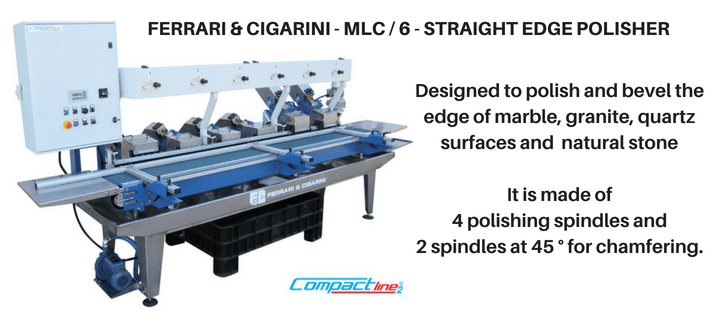 FERRARI & CIGARINI MLC _ 6 STRAIGHT EDGE POLISHER(2)