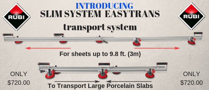 SLIM SYSTEM EASYTRANStransport system