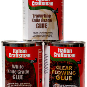 Adhesives, Glues, Fillers and Patching Materials