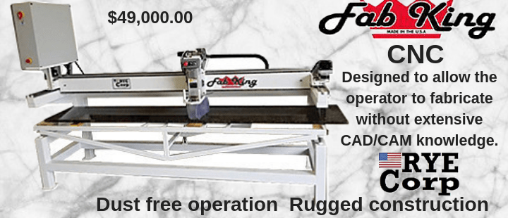 The Fab King CNC is designed to allow the operator to fabricate without extensive CAD_CAM knowledge.