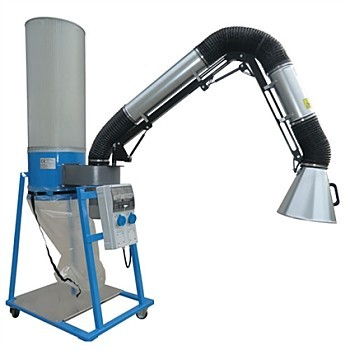 Weha Mobile Suction Arm Dry Dust Collector Eastern