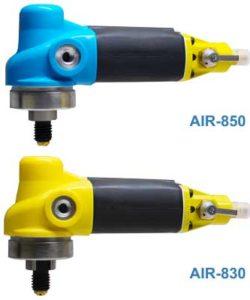 ALPHA AIR-830/AIR-834/AIR-850/AIR-854 PNEUMATIC POLISHERS
