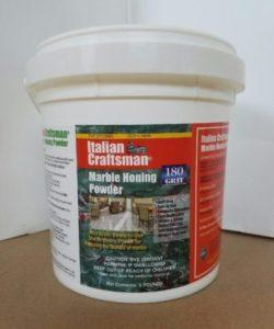 Italian Craftsman Marble Honing Powder