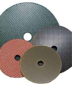 "Abrasive Technology Genesis Diamond Discs 4"""